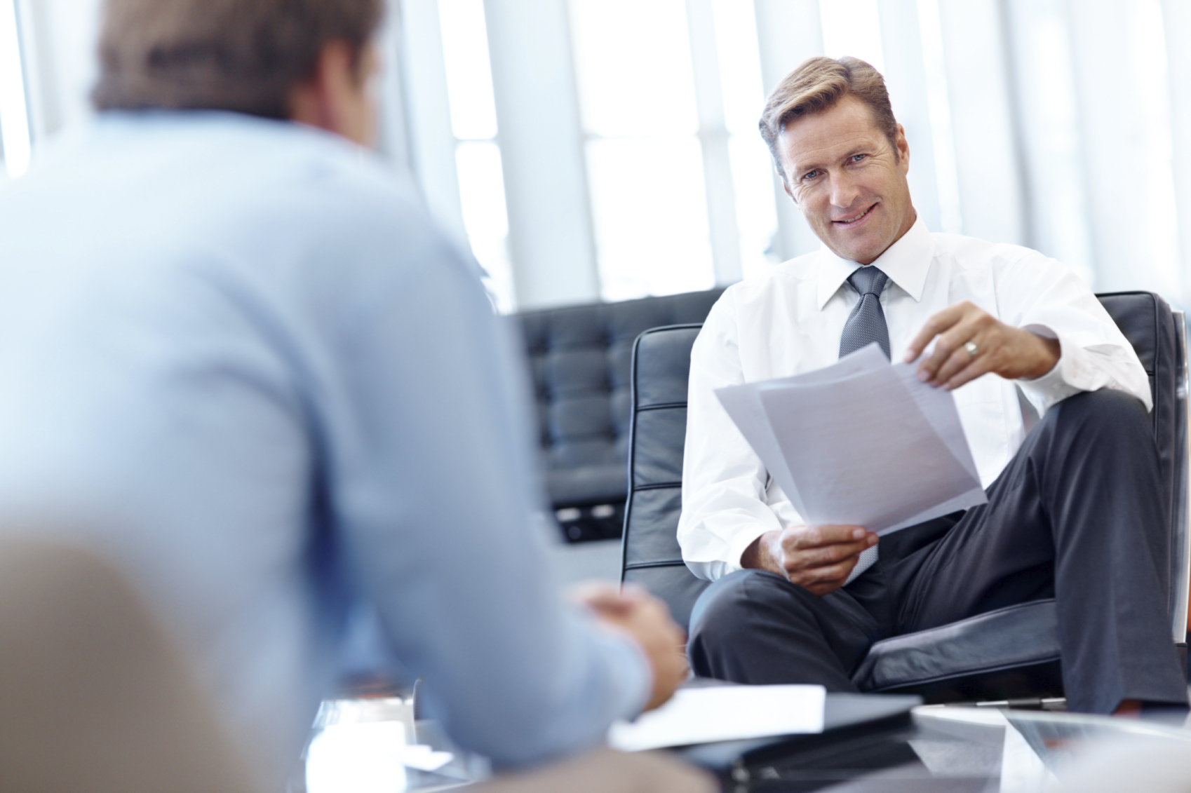 executive-interview